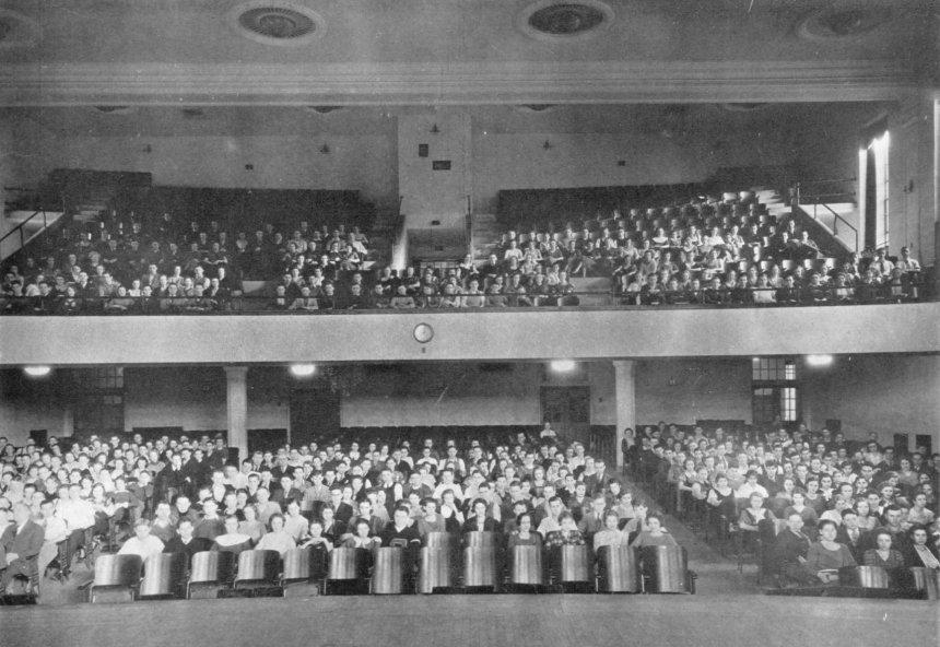 Class of 1933 David H. Hickman High School