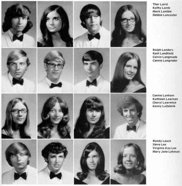 class of 1972 david h hickman high school