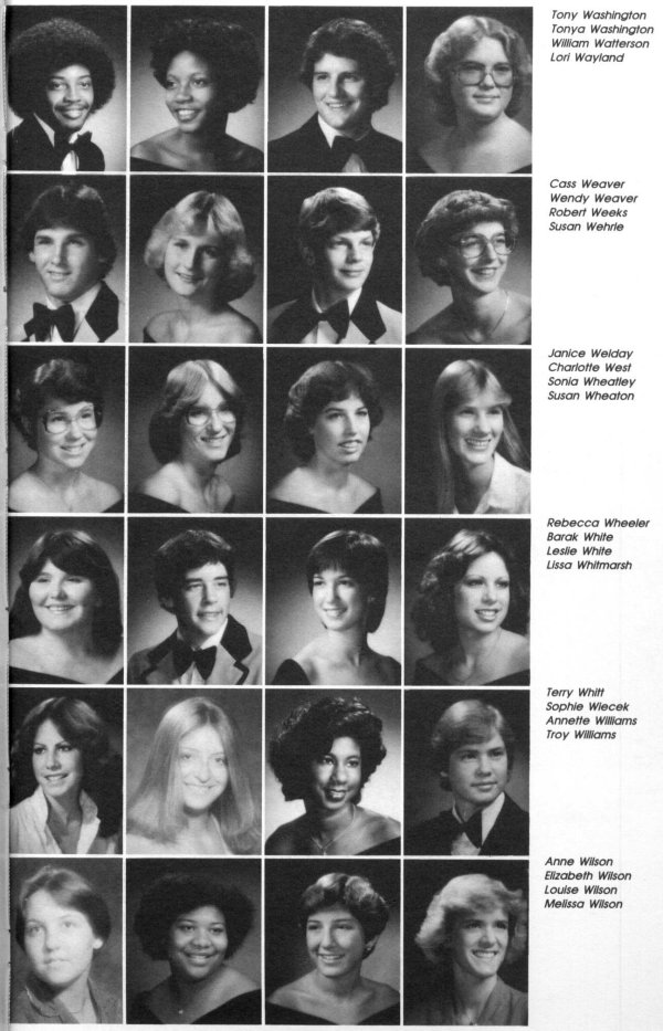 Class David Hickman High School