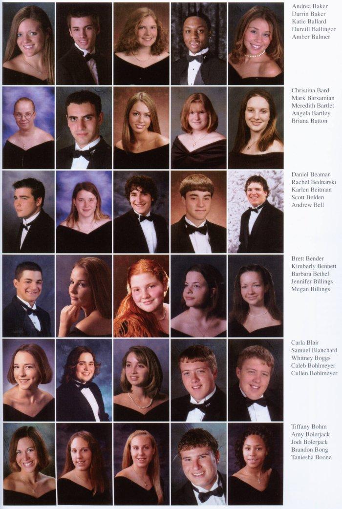 class of 2004 david h  hickman high school