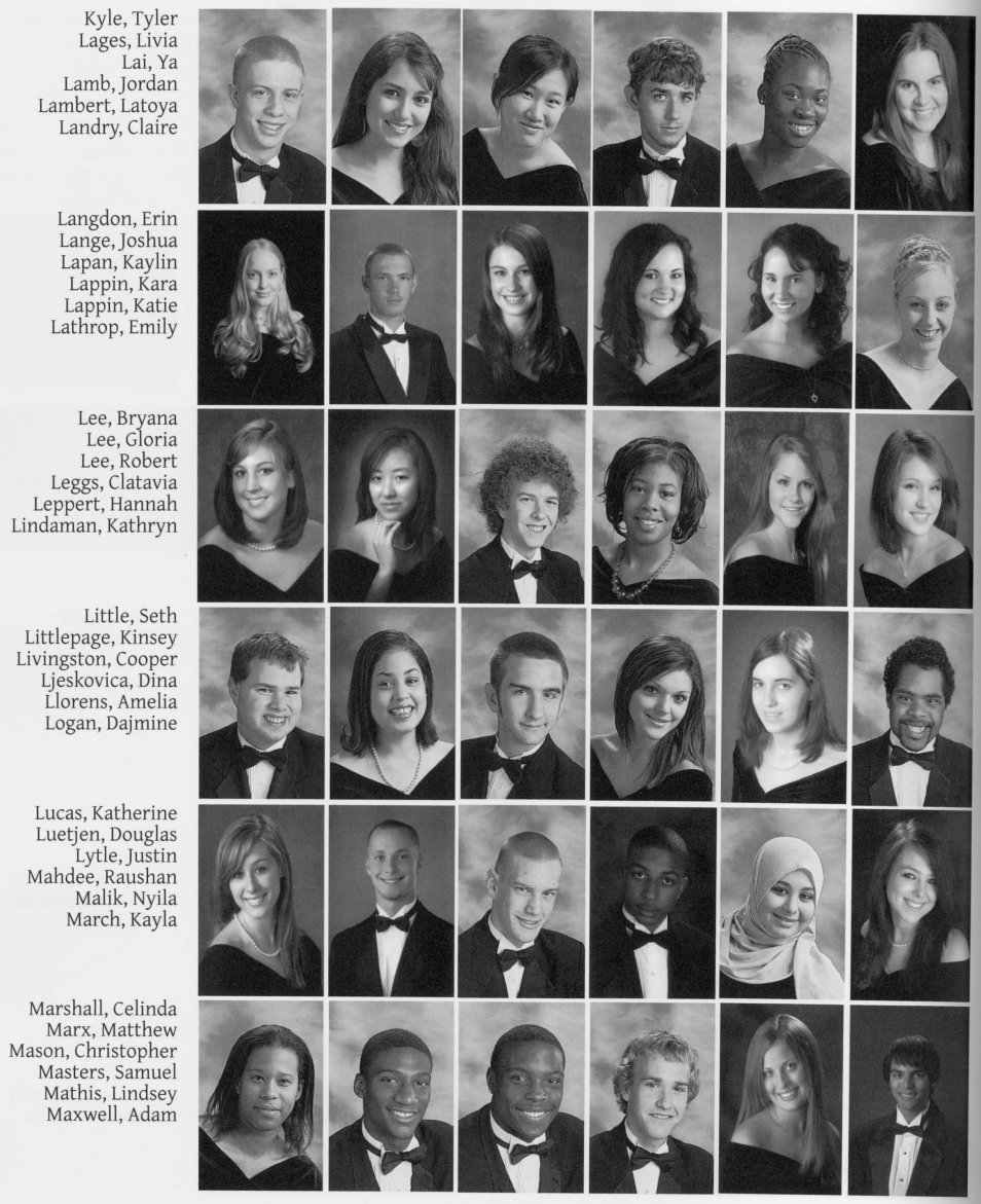 the 81st graduating class of david h  hickman high school