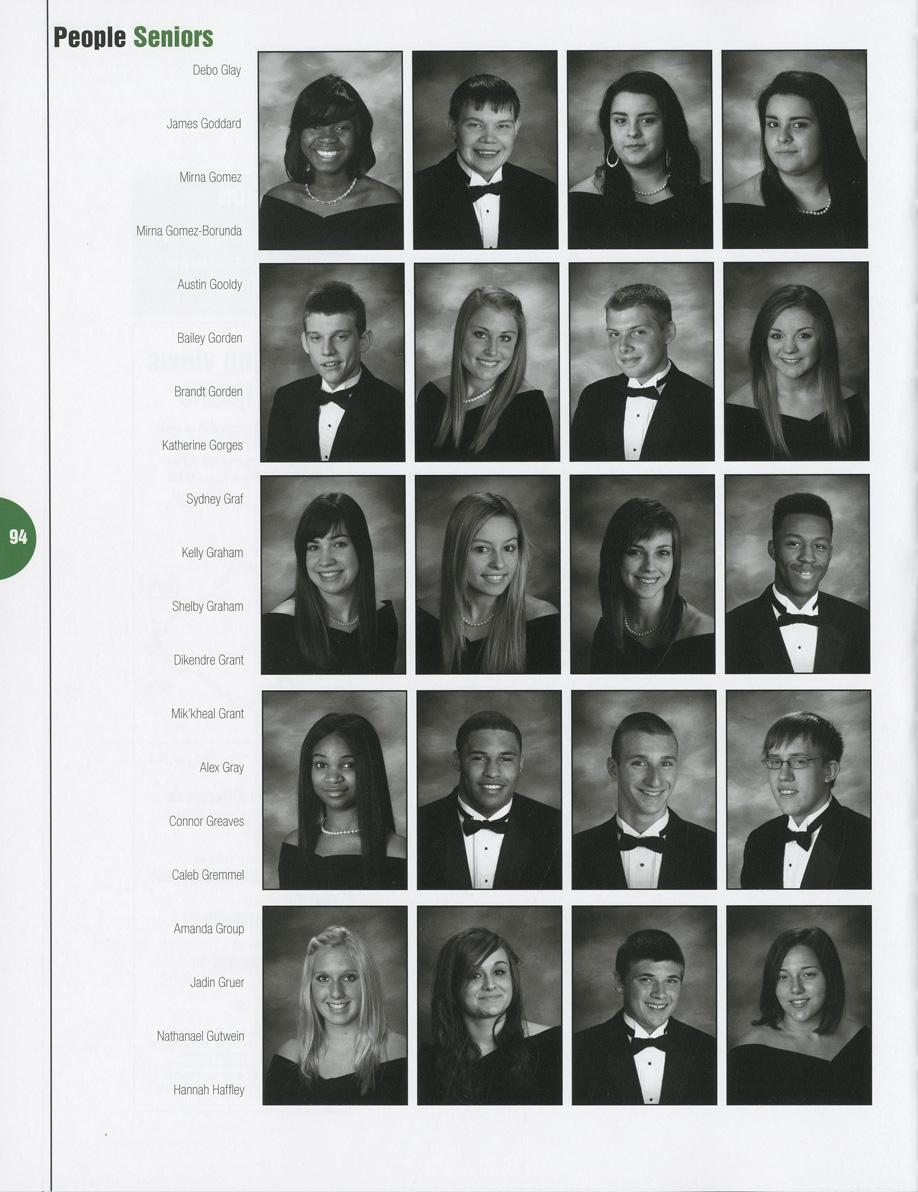 High School Class YearBook